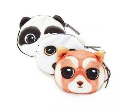 Sacs Fun Cat Panda Bear 3D