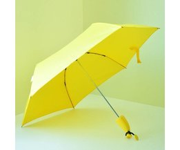 Yellow Umbrella Sous La Forme D'Une Banane