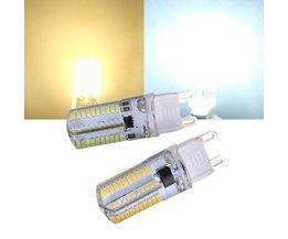 G9 3W Dimmable Ampoule LED En Deux Couleurs