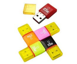 Card Reader 2.0 Micro SD USB