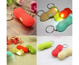 Peanut LED Keychain / Lampe De Poche