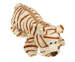 Cuddle Avec Zipper Animale