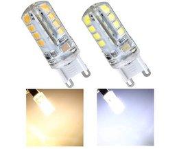 Lampe De Poche À LED Avec G9 Fitting Froide Et Chaude Lumière Blanche