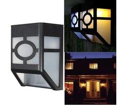 Éclairage Extérieur Avec LED