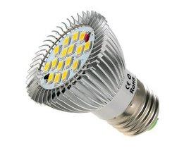 E27 Spot LED Lumières 10 Pieces