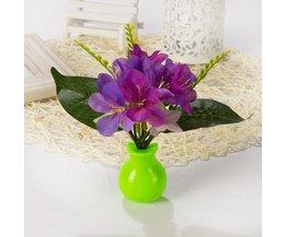 Violet Veilleuse