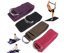 Yoga Strap De Commande De Coton En Ligne?