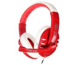 KINBAS Gaming Écouteurs VP-X9