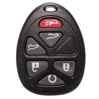 Auto Lock Shell Case Pour Chevrolet