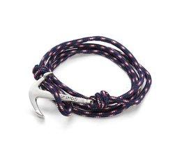 Bracelet Corde Avec Ancre