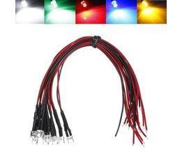 LED Câble 5 Pièces