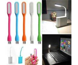Lampe LED USB En Plusieurs Couleurs