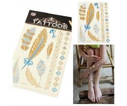 Or Bâton Tattoo