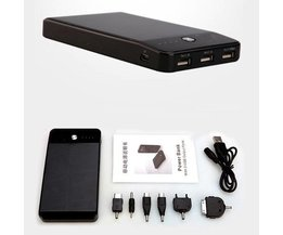 Banque Portable Power 10000MAh 3 Ports USB