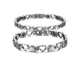 Coeurs Bracelet Magnétique En Deux Modèles