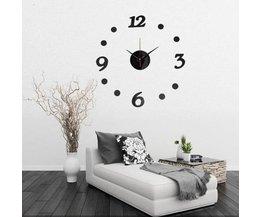 Horloge Murale Sans Cadre