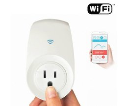 Large Lien SP2 Wifi Smart Plug Pour L'UE