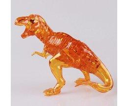 50Blokjes 3D Puzzle Dinosaur