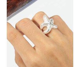 Bague Design Starfish
