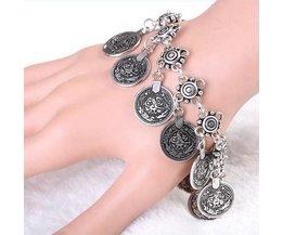 Bracelet À Breloques Vintage