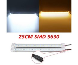 25CM LED Light Strip Avec Blanc Chaud