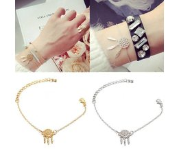 Bracelet Avec Dreamcatcher