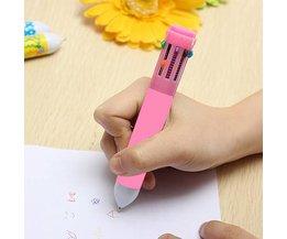 Multicolor Pen 10-En-1