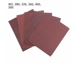 Feuille De Papier De Verre 230X280Mm