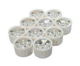 Lampes LED Lentilles Pour 10 Pièces