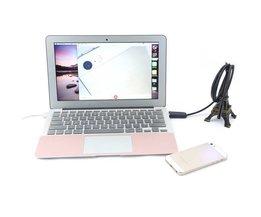 Caméra USB LED Pour Mac OS X Longueurs Multiples