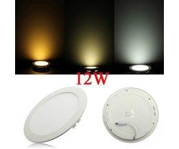 Round Light Plafonnier À LED 12W
