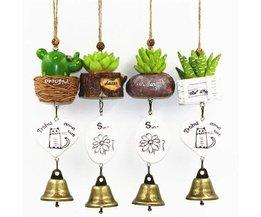 Hanging Décoration Avec Bell