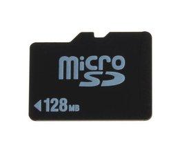 Micro SD Card 128MB