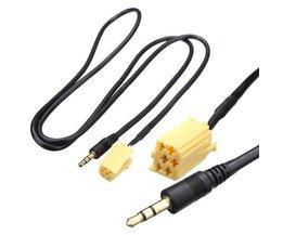 AUX-Kabel Für Fiat Grande Punto
