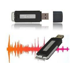 USB-Mini-Diktiergerät
