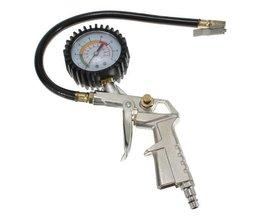 Düse Für Kompressoren Mit Manometer