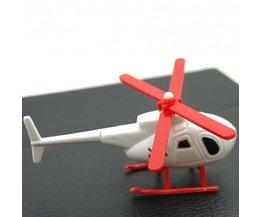 Spielzeug-Hubschrauber 3 Stück