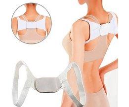 Einstellbare Lage-Korrektor-Klammer Für Rücken Und Schulter