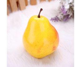 Gefälschte Obst Birnen 1 Stück