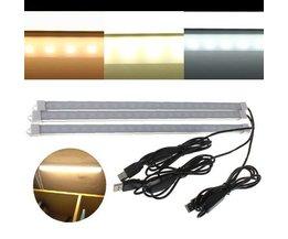 LED-Leuchtstoffröhre Mit USB-Kabel