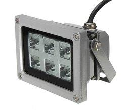 Wachsen Licht (6W) LED