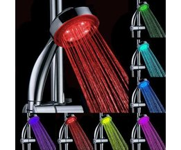 LED-Dusche-7 Farbe