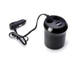 Becherhalter-USB Car Charger
