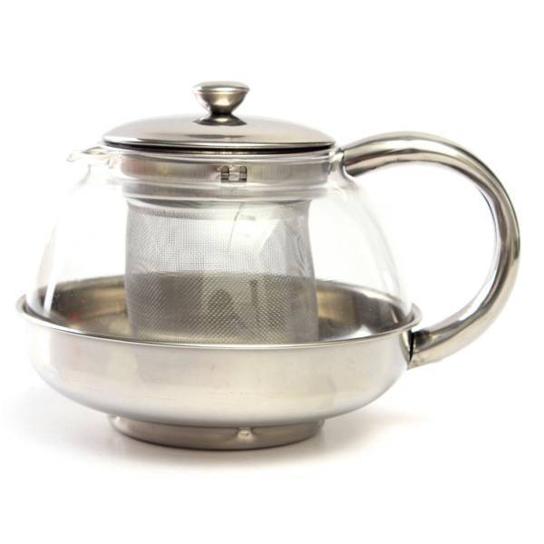 Glas Teekanne glas teekanne mit edelstahlfilter und kaufen ich myxlshop