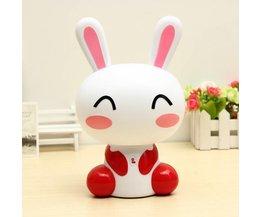 Kinder-Stehlampe In Kaninchen-Form