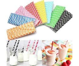 Straws Papier (25 Stück)