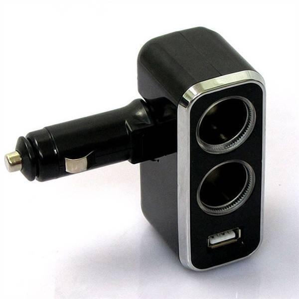 adapter f r den zigarettenanz nder buchse i myxlshop tip. Black Bedroom Furniture Sets. Home Design Ideas