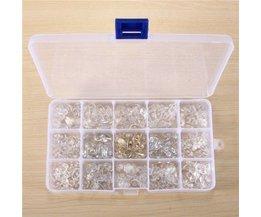 Box-Silikon-Nasenpads (150 Stück)