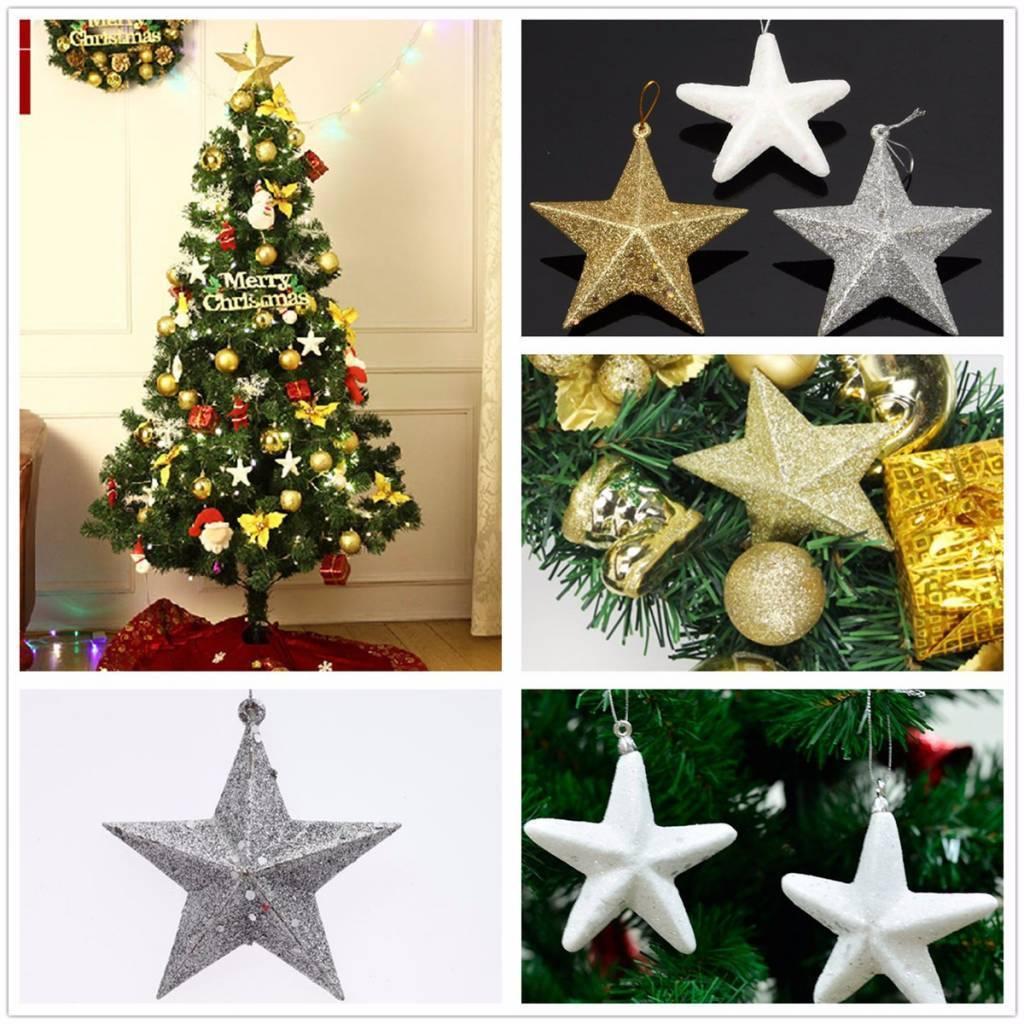 Groß Weihnachtsbaum Stern Färbung Seite Galerie - Druckbare ...
