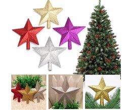 Peak-Weihnachtsbaum Stern
